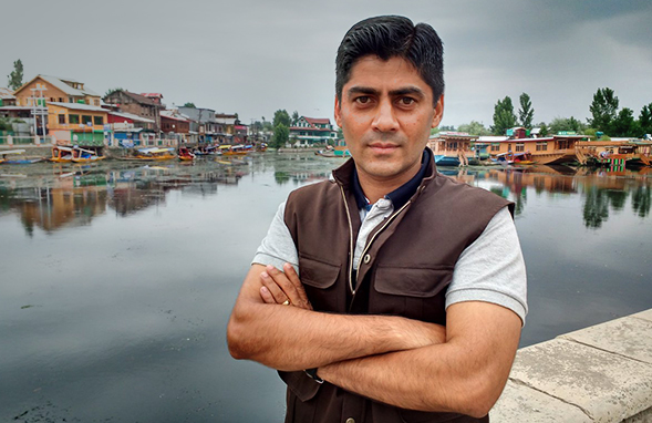 TV anchor Gaurav Sawant's named in #MeToo movement