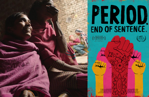 Documentary on menstrual health set in India shortlisted for 2019 Academy Awards