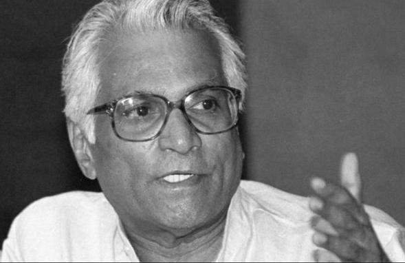 Former Indian Parliamentarian, George Fernandes passed away on Tuesday Former Indian Parliamentarian, George Fernandes passed away on Tuesday