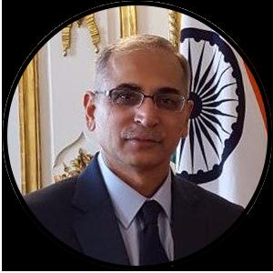H.E Vinay Mohan Kwatra