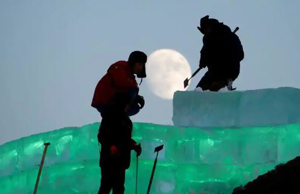 Team India, Abhyuday bags win in snow sculpting competition held in Japan