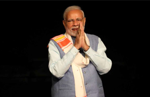 Indian PM Narendra Modi auctions over 1800 mementoes for raising funds for Namami Gange
