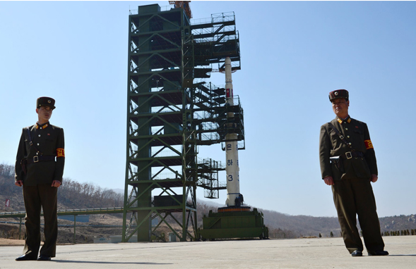 Reports suggest reconstruction of North Korean launch site