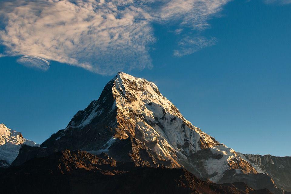 """""""Himalayan glaciers melting"""""""