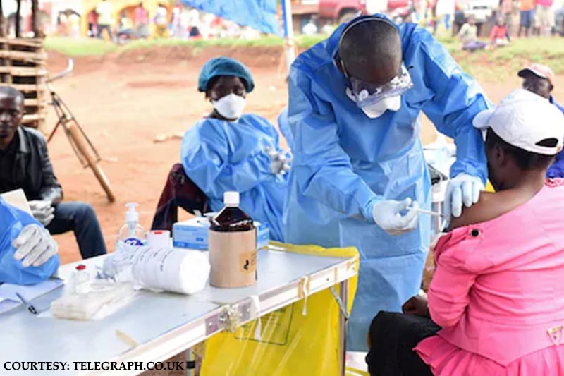 Threat of Ebola reduced as scientists find a new cure
