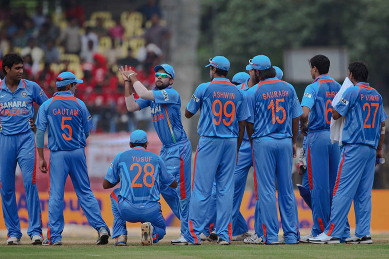 Indian Cricket team to be tested by NADA