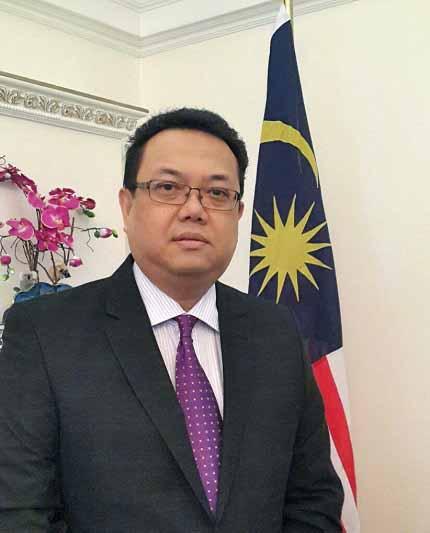 H.E. Dato Hidayat Abdul Hamid