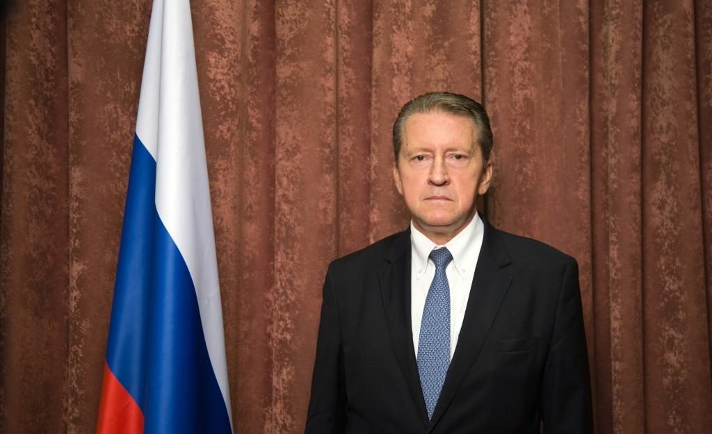 HIS EXCELLENCY MR NIKOLAY R. KUDASHEV