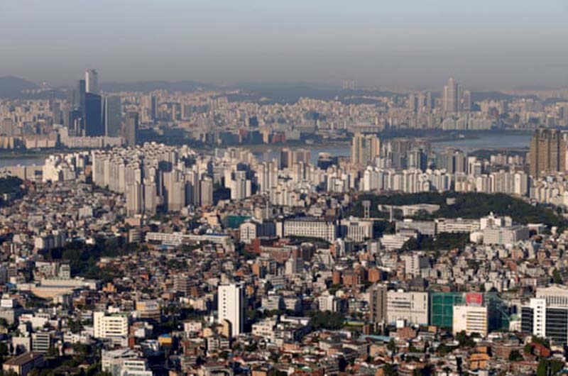 South Korea will temporarily close around quarter of its coal-fired plants to combat air pollution