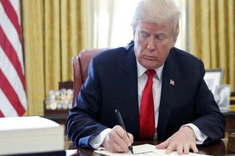 Despite China's stern opposition, US President Donald Trump signs bill supporting pro-democracy protestors in Hong Kong.