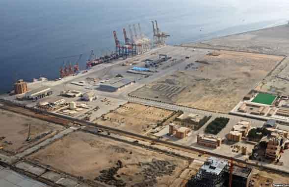 Saudi Arabia announces plans of setting up a $10 billion oil refinery in Pakistan's Gwadar port.