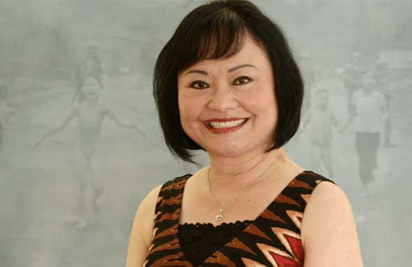 Vietnam War survivor, Kim Phuc was honoured with German Peace Prize for her support to UNESCO