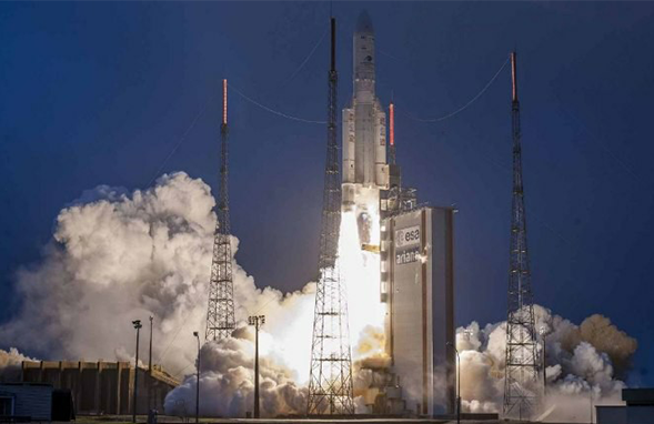 ISRO launched India's 40th communication satellite, GSAT-31, from French Guiana on February 6th 2019, at 02:31am (IST). Satellite GSAT-31 was successfully placed in the orbit just 42 minutes after the launch.