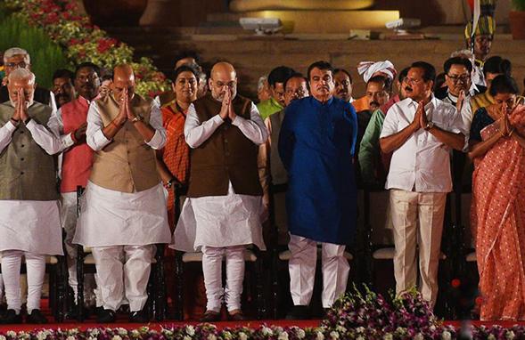 Narendra Modi Swearing-In Ceremony