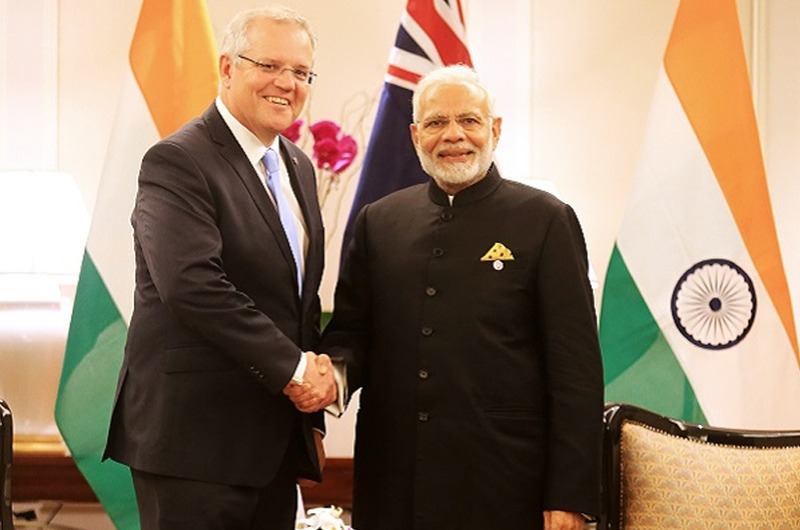 PM Modi to Australian