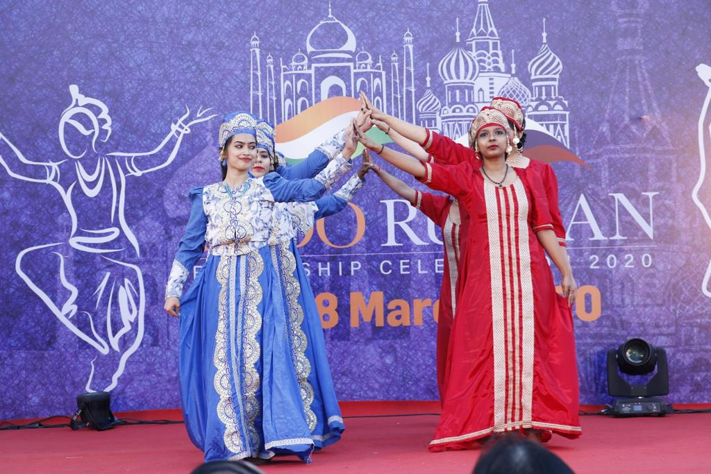 Russian Culture in India: Teaching Before and During Crisis