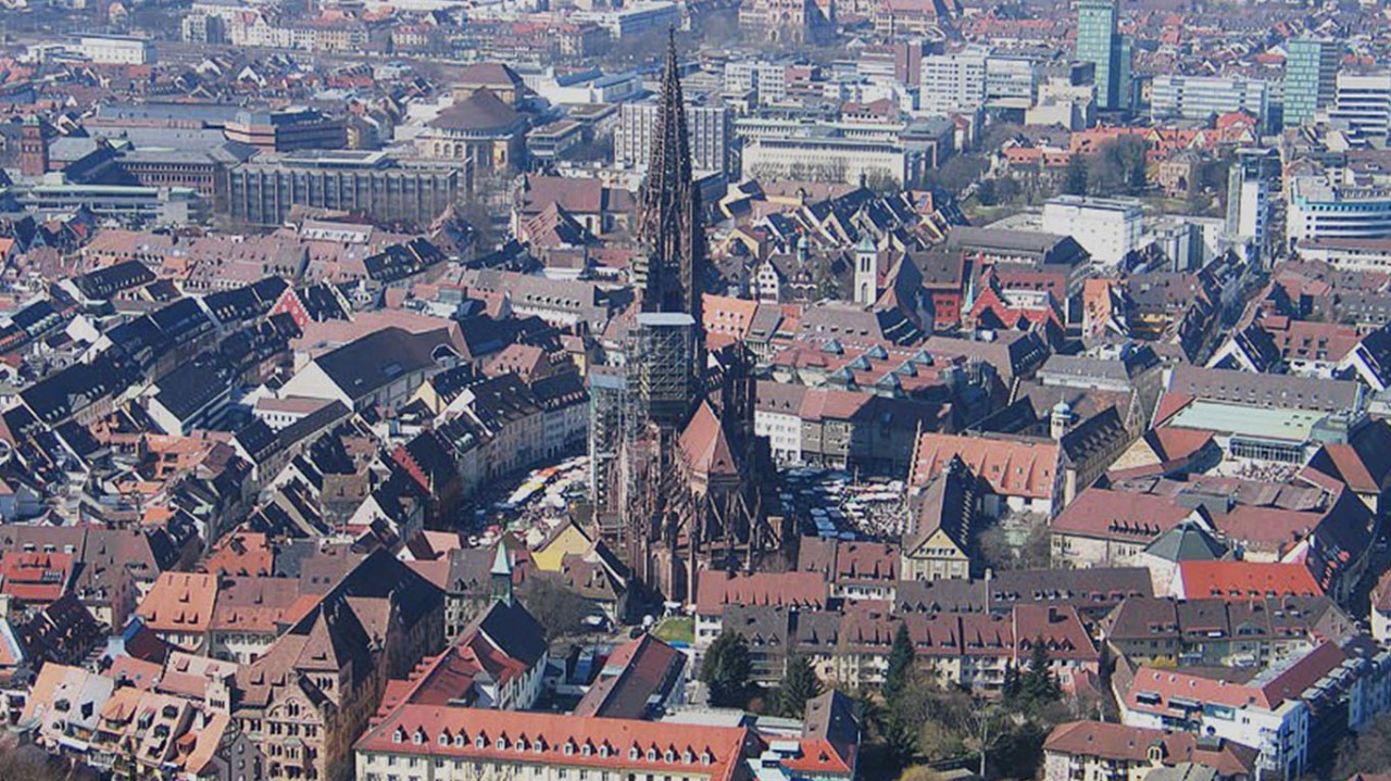 Freiburg City